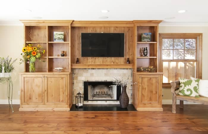 Remodel Breathes Life Into Kitchen, Living Room | Angie'S List