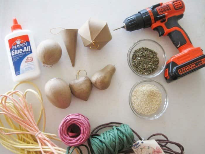 supplies needed for homemade cat toys