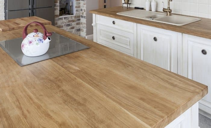 countertops add warmth to your kitchen. Since this type of countertop ...