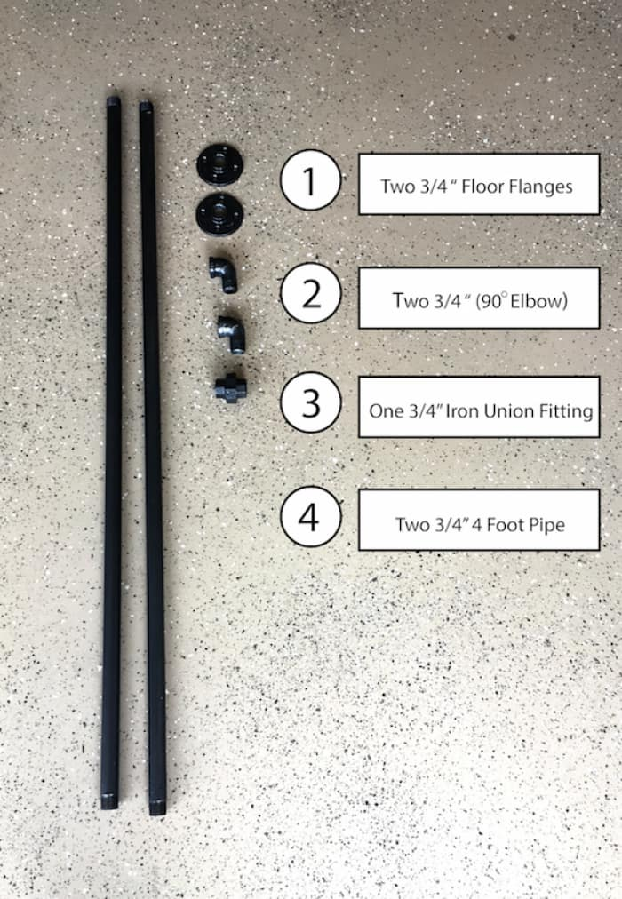 How To Make A Diy Industrial Pipe Curtain Rod Angie S List