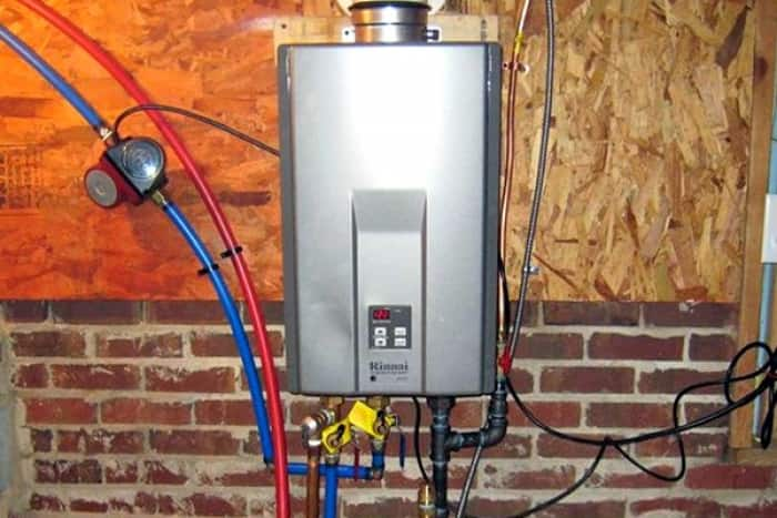 tankless water heaters are spacesavers but costs can be high
