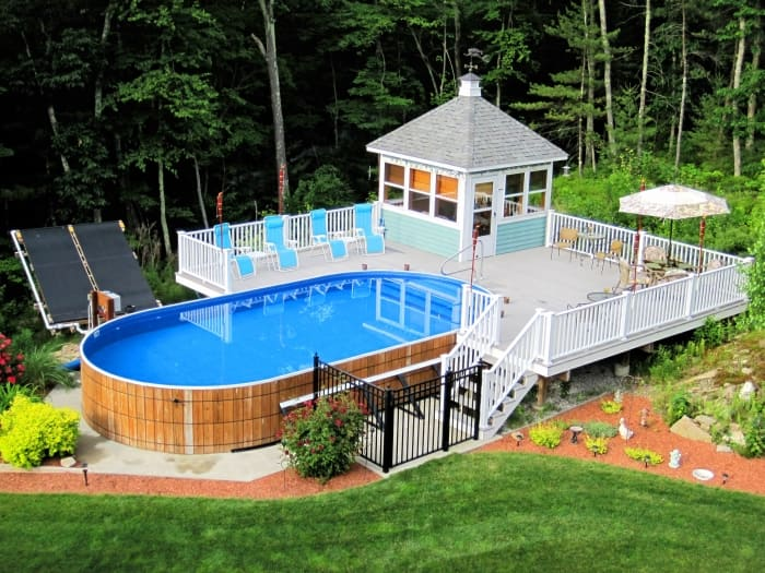 How To Reopen A Pool For The Summer Angie S List