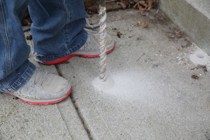 Sidewalk Repair Concrete