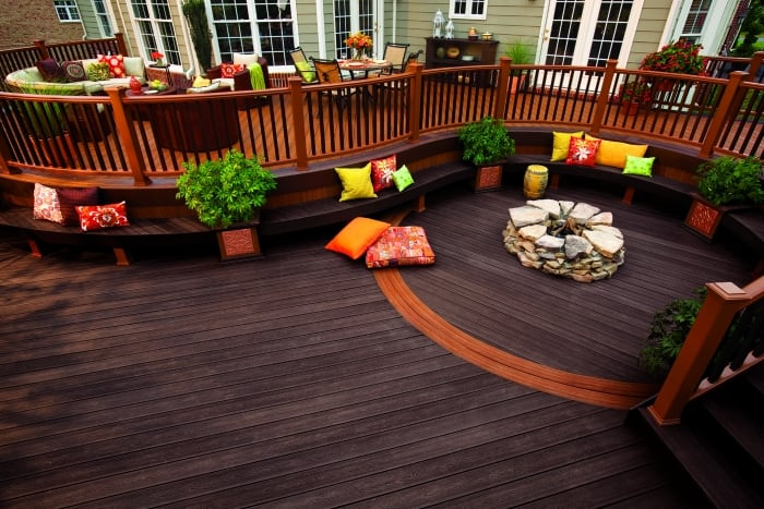 Top Trends Decks 2015 on 700 Square Foot House Plans