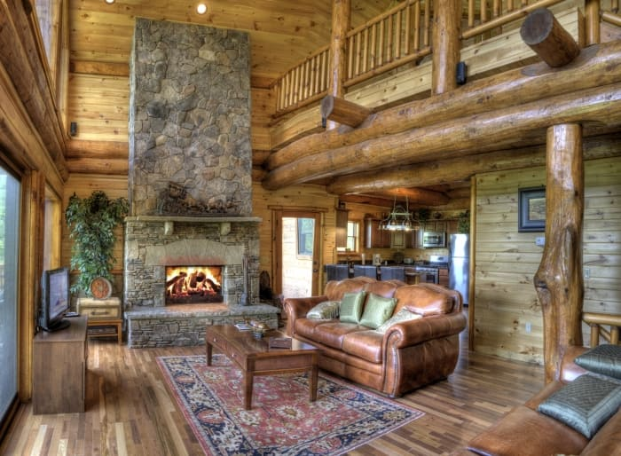 How Much Does A Log Cabin Cost Angie S List