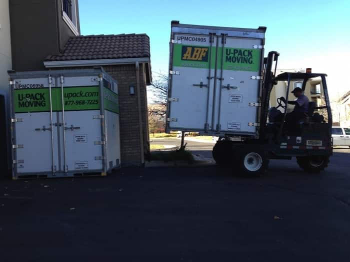 moving, containers