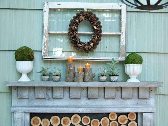 decorative indoor firewood rack outdoor fireplace wood.htm how to make candle holders out of logs angie s list  how to make candle holders out of logs