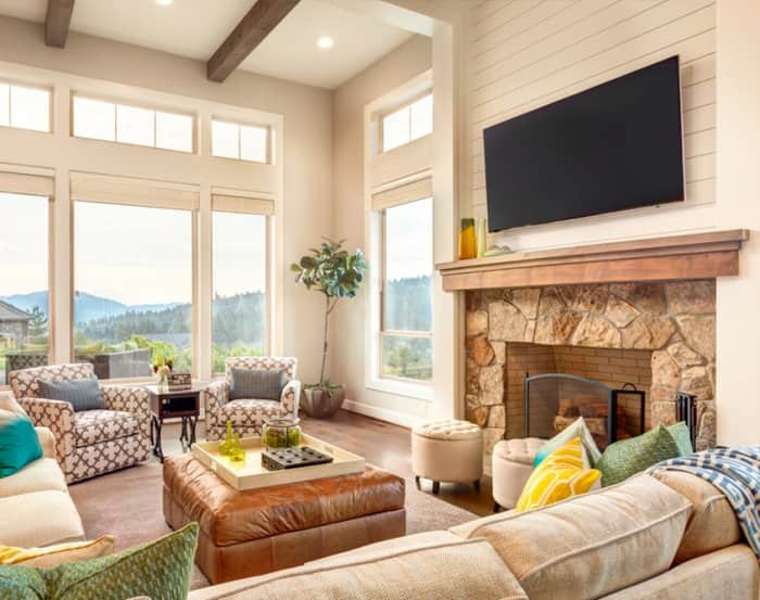Tips For Making Your Fireplace The Focal Point Angie S List