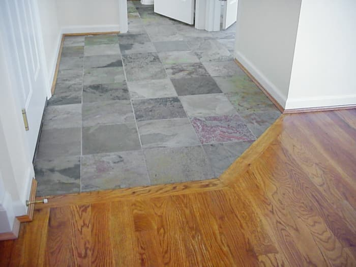 floor threshold universal design