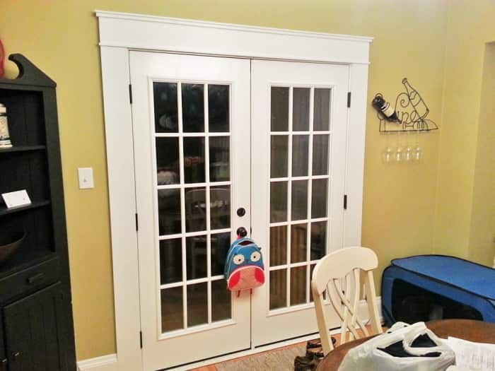 Nice Interior French Doors