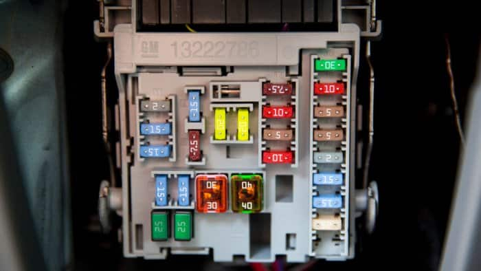 Auto Fuse Box Replacement - Wiring Diagram Article