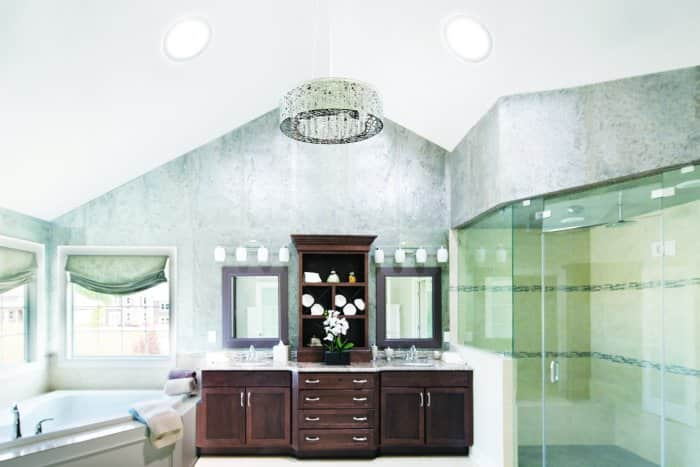 7 features of eco friendly bathroom remodels angie 39 s list for Eco friendly bathroom remodel