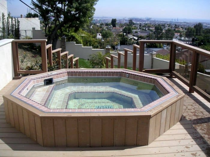 Preventing hot tub health hazards angie 39 s list for Hot tub styles