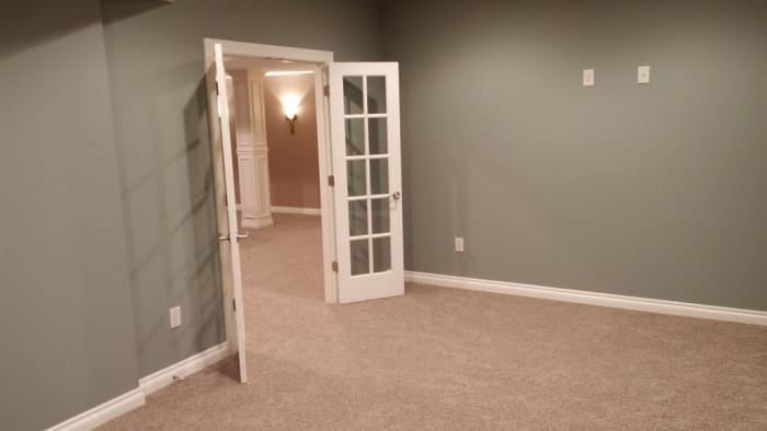 how to paint walls ceiling and trim angie s list