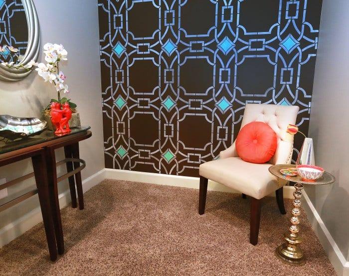 Interior Designer Hallway Nook