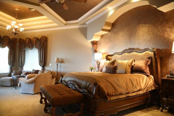 Turn Your Master Bedroom Into A Master Suite By Adding A Comfortable  Sitting Area. (
