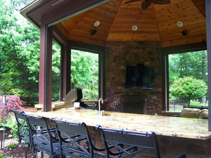 Marvelous Outdoor Kitchens And Patios Add Living Space Angies List Best Image Libraries Weasiibadanjobscom