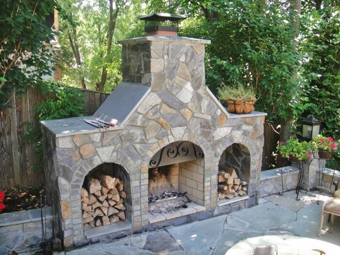 Good How To Choose An Outdoor Fireplace