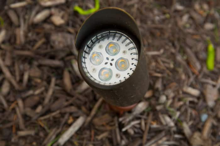 Solar-powered light