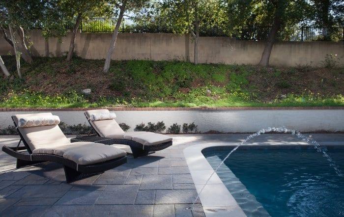 patio paver designs around pool