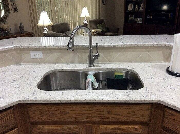 kitchen countertops quartz. Quartz Kitchen Countertops