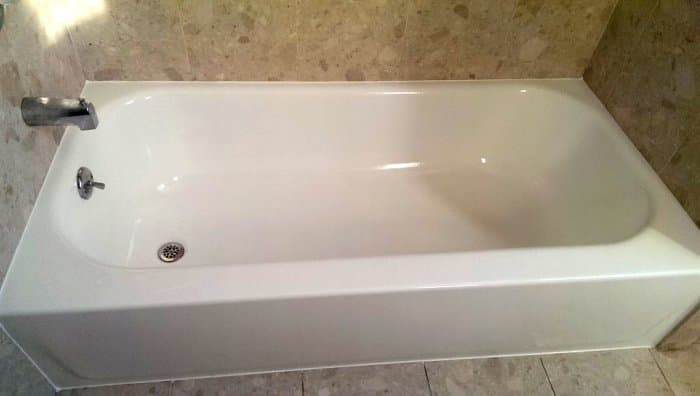 Should you choose bathtub refinishing or a liner angie for Shower tub liner