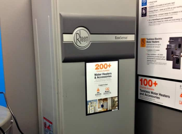 pros and cons of tankless water heaters | angie's list