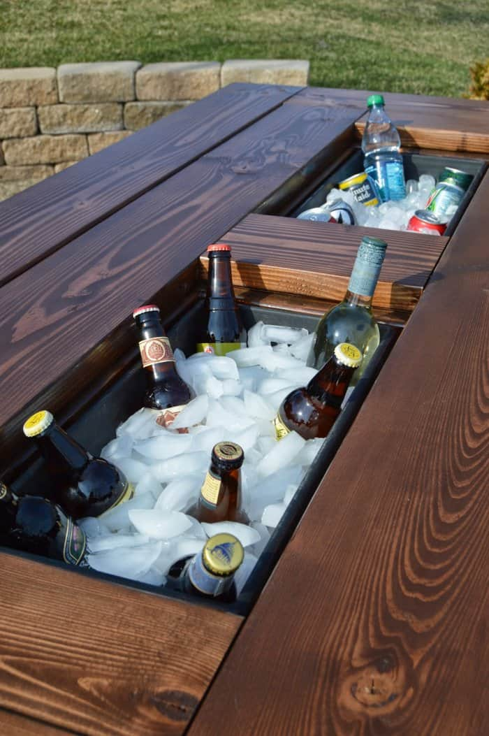 table cooler