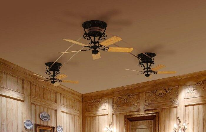 Belt Driven Fan. Types Of Ceiling Fans To Cool Your Home Angie S List