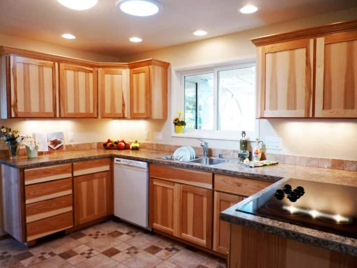 how to install cabinet lighting undercabinet lighting under cabinet lights illluminate kitchen countertops video benefits of installing led under cabinet lighting angies list