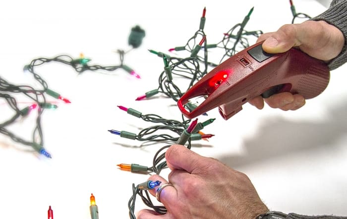 christmas light repair tool