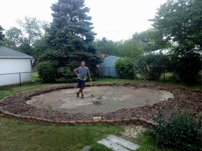 Superb Yard Grading, Yard Leveling