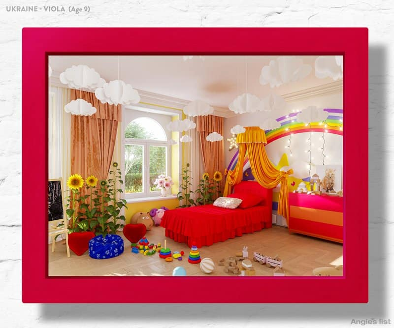 Kids Design Their Dream Bedrooms | Angie's List