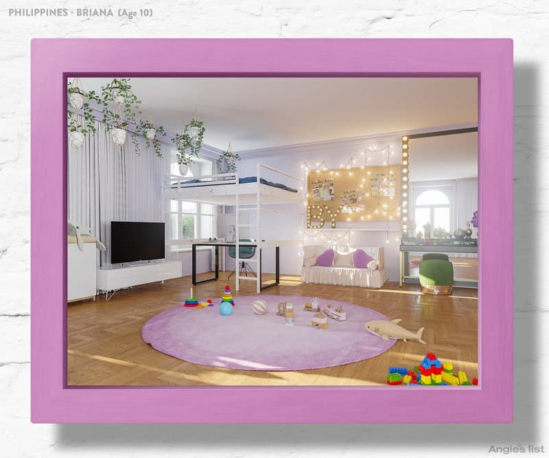Kids Design Their Dream Bedrooms Angie S List
