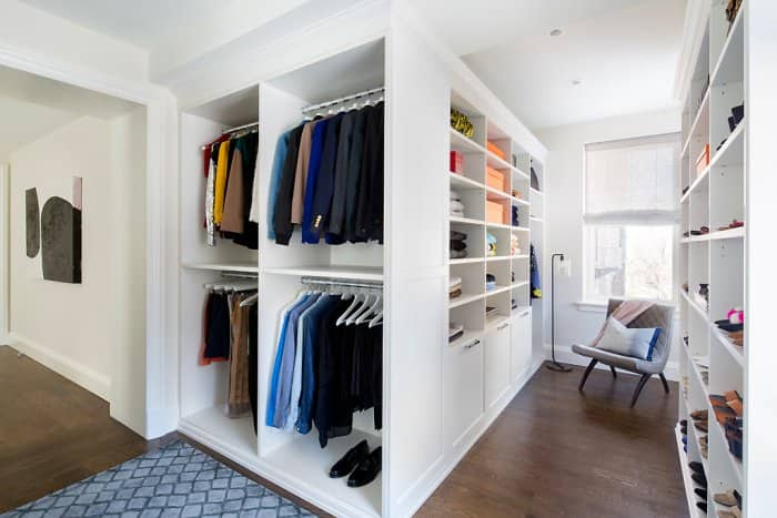 A Custom Closet System Can Improve Organization In Any Sized Closet. (Photo  Courtesy Of