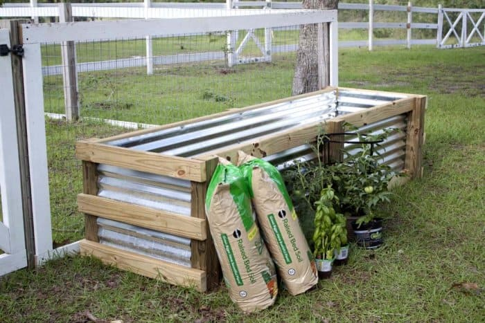 Create a rich soil to keep your plants healthy. (Photo courtesy of Jamie Lott/Southern Revivals)