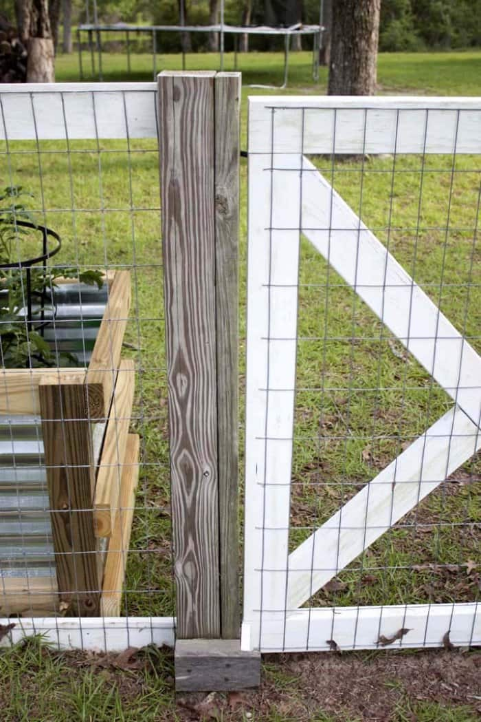 Add Back Fencing. (Photo Courtesy Of Jamie Lott/Southern Revivals)