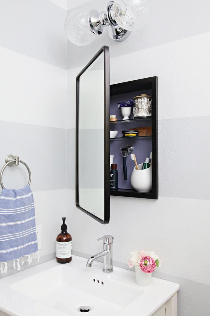 How to Install a Medicine Cabinet   Angie's List