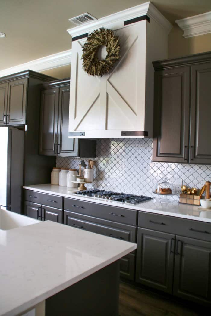 Enamel Chip Kitchen Cabinets Mdf