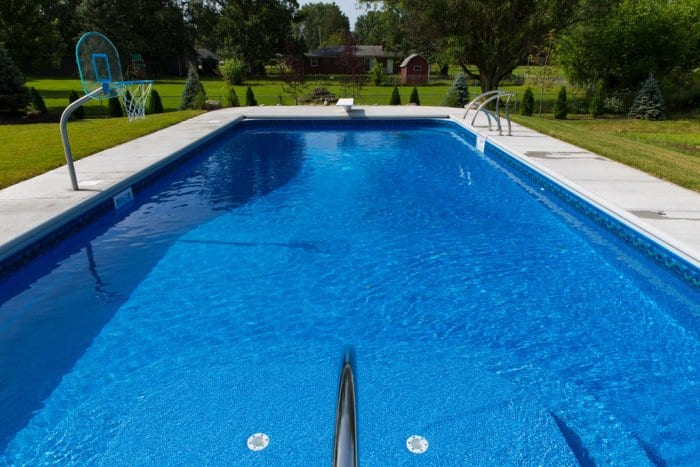 7 basic swimming pool designs angie 39 s list for Pool design basics