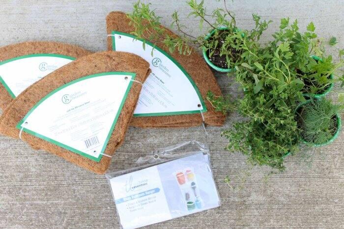 Diy Vertical Herb Garden Angie 39 S List
