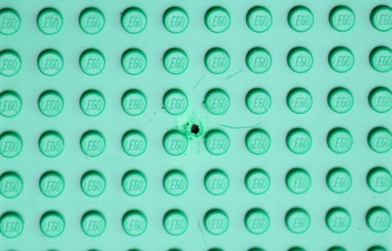 lego pad holes