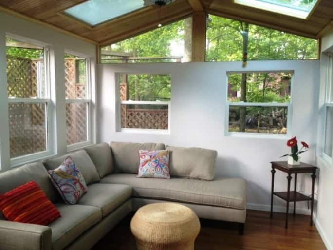 Columbus Sunroom Becomes A Four Season Hideaway Angie 39 S List