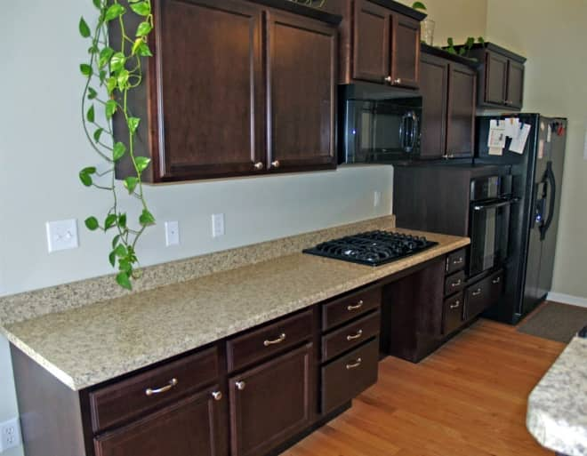 Kitchens and aging in place remodeling angie 39 s list for Wheelchair accessible kitchen cabinets