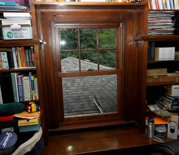 Replacement window, older home