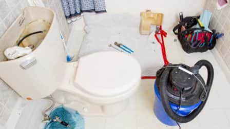 changing wax toilet ring