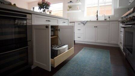 How to choose kitchen cabinet colors angie 39 s list for Bad smell in kitchen cabinets