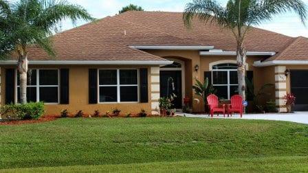 tint, window tint, window, Florida house, red chair