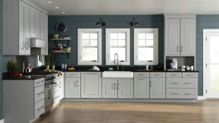 white kitchen cabinets - Should I Paint Or Refinish My Kitchen Cabinets? Angie's List