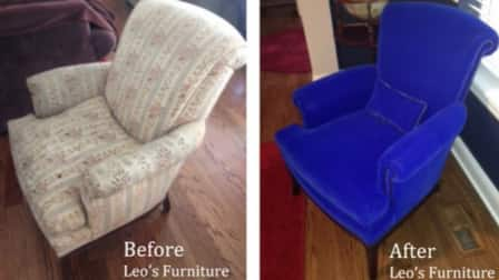 Is It Worth It To Reupholster Old Furniture Angie S List